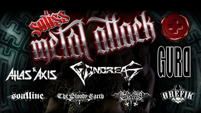 Swiss Metal Attack Z7 Pratteln Tickets