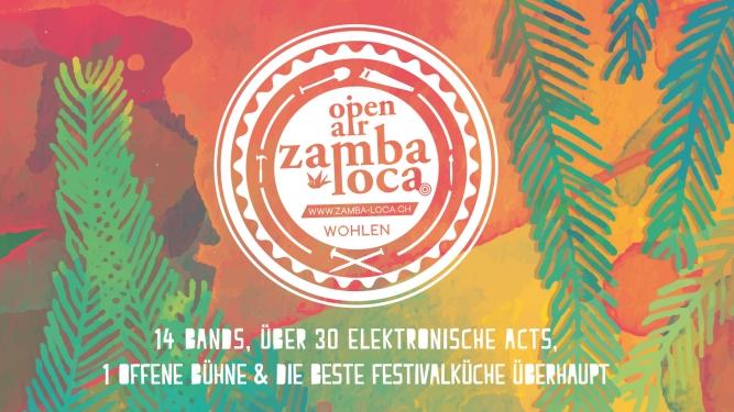 Open Air Zamba Loca Open Air Zamba Loca / Festivalgelände Wohlen AG Tickets