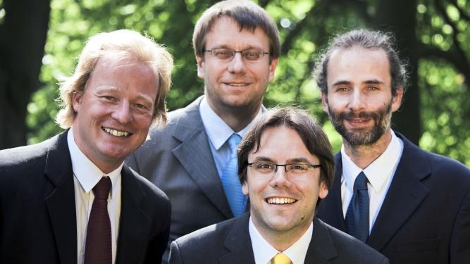Zemlinsky Quartett Oekolampad Basel Tickets