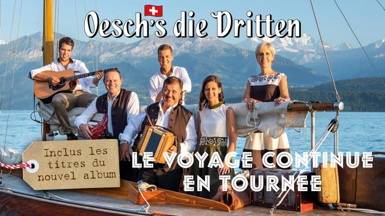 Oesch S Die Dritten So 10 10 2021 La Tour De Treme Tickets Starticket Ch