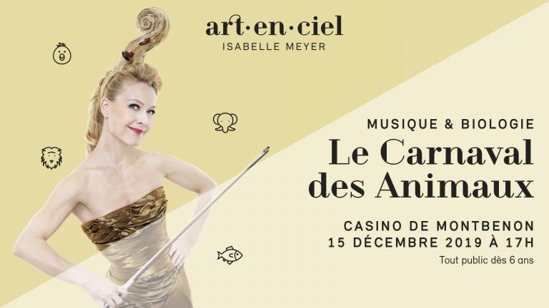 Le Carnaval des Animaux - Dim 15 12 2019 - Lausanne