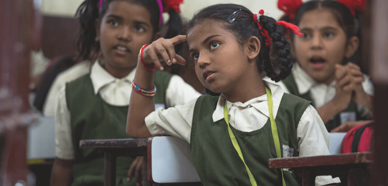 India - Education access program for marginalized and disabled girls