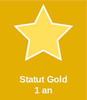 Statut gold 1 an