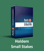 Holdem Manager 2 Holdem Small Stakes