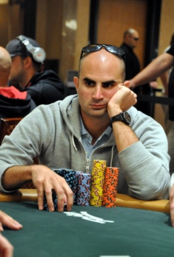 Sylvain Loosli Main Event 2013 Poker