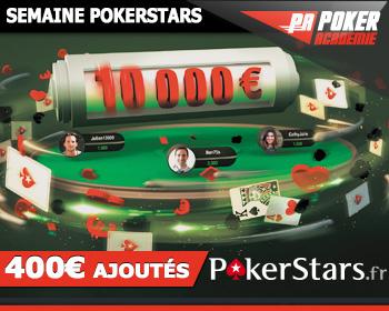 pokerstars poker academie semaine sunday million