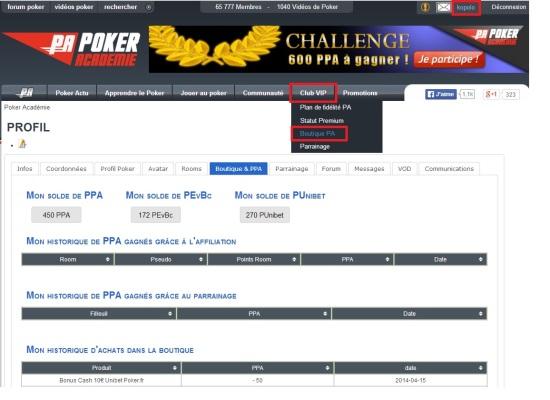 poker academie unibet bonus cash ppa