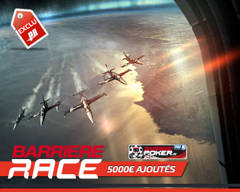 Barrière Race 5K €