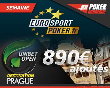 Semaine Eurosport Poker