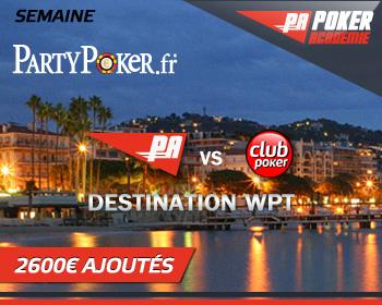PartyPoker PA vs CP