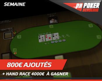 Semaine Unibet Poker