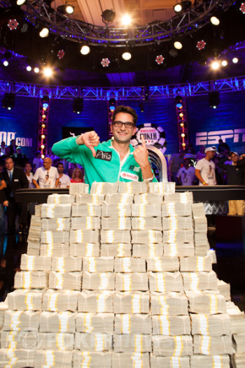 Esfandiari magician million