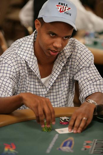 Phil Ivey WSOP Poker Silence