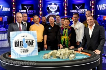 Big One Poker WSOP