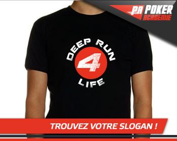 Concours Tshirt Poker Academie