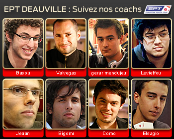 Coverage EPT Deauville 2012