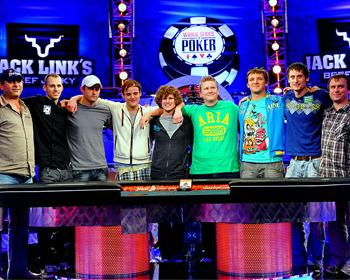 November 9 WSOP 2011