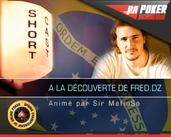 Shortcast Poker Fred.dz SCOOP