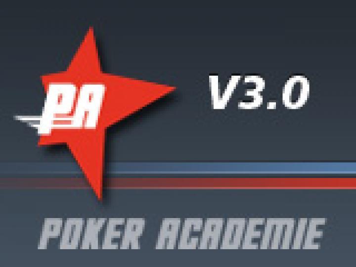 Shortcast: Poker Académie V3 - bilan