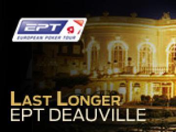 Concours: Last Longer Deauville