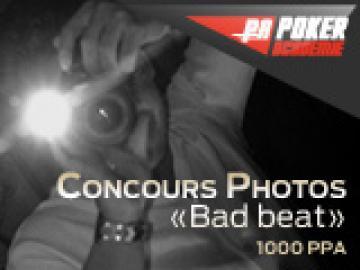 Concours Photo: Le Bad Beat