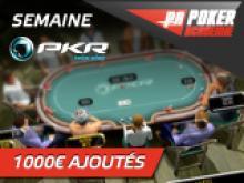 Poker-Academie Freeroll sur PKR