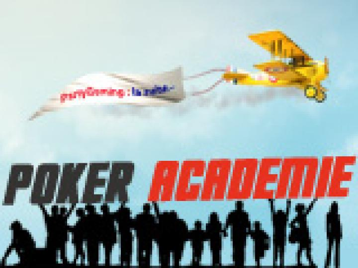 Poker Académie et Party Gaming : Evolution