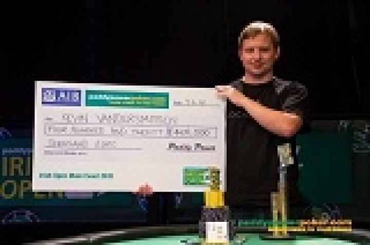 Full tilt poker irish open sportsbook poker