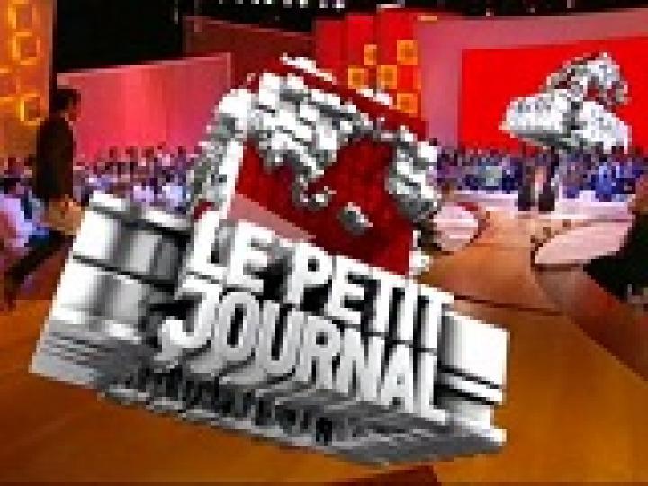 Julien Brécard dans le petit journal sur Canal +
