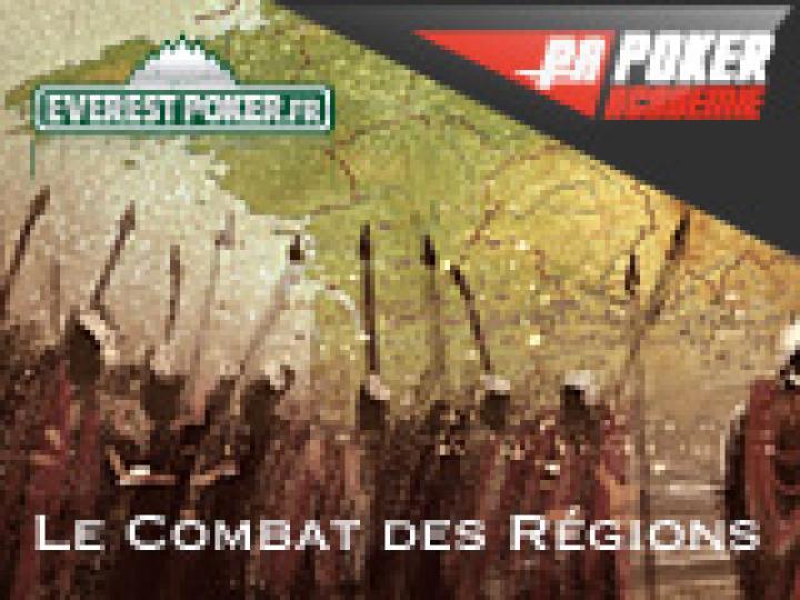 PA - Le Combat des Régions sur Everest !