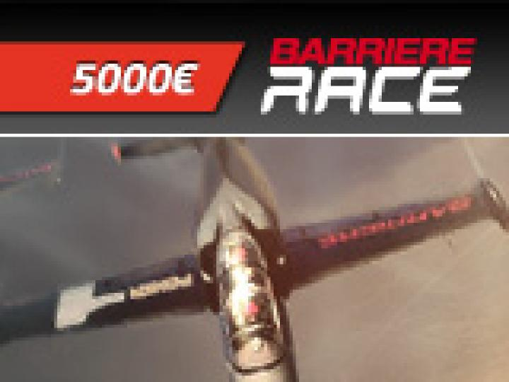 PA Rakerace sur Barrière - 5000 € ajoutés