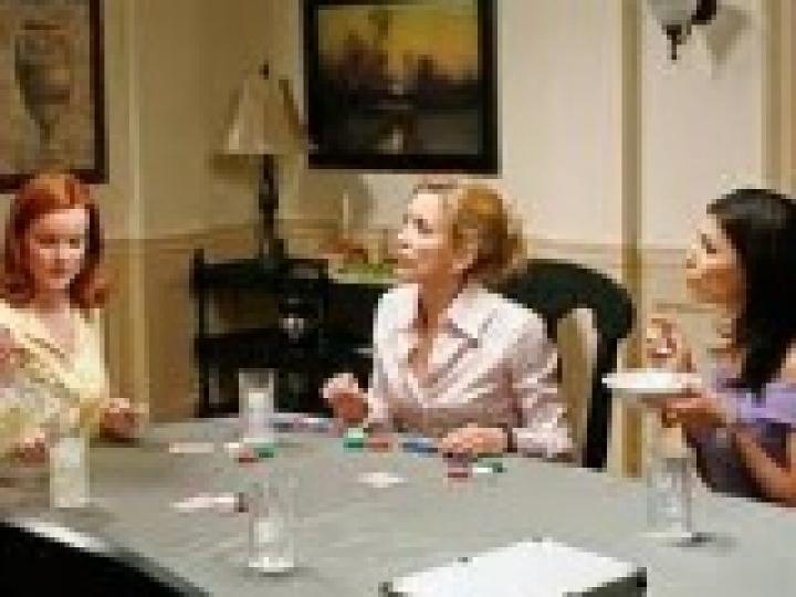 Pourquoi les femmes ne peuvent pas gagner au poker