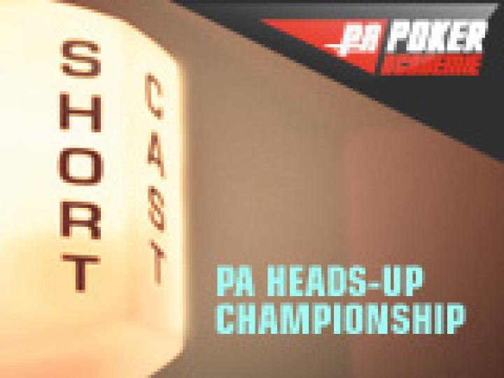 Finale du PA Heads-Up Championship - Saison II