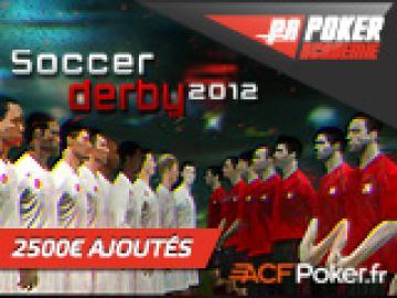 Match «Milieu de terrain» du Soccer Derby 2012: PA vs CP