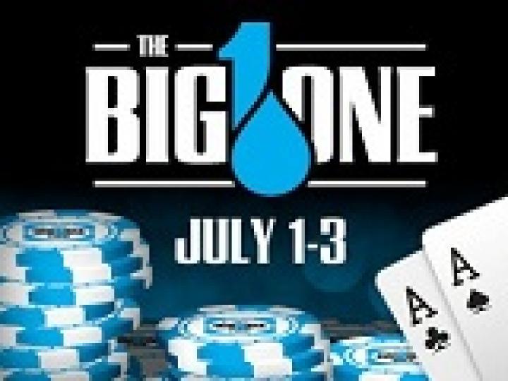 Table finale du Big One for One Drop: Guy Laliberté 3ème
