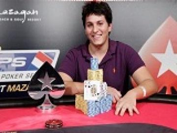 Karim El Rharbaoui vainqueur du FPS Sunfest Mazagan 2012