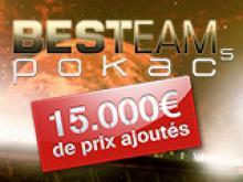 Etape 3 Best Team Pokac (Freeroll) PLO