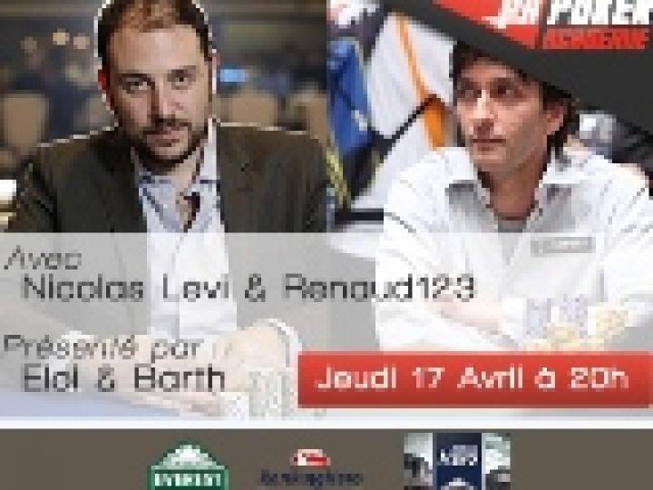 Revivez le shortcast spécial Vegas Hero avec Nico Levi et Renaud123