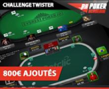 Classement Challenge Twister High