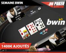 PokerAc 300€ ajoutés sur Bwin