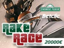Classement A Rakerace 20 000€ High stakes - Everest-Betclic