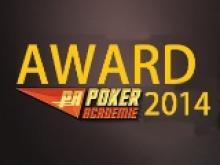 Poker Académie Awards 2014 - Résultats des votes