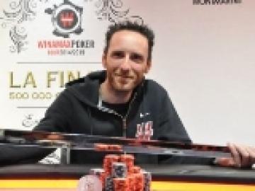 Winamax Poker Tour: Olivier Decamps sacré vainqueur