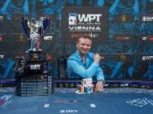 WPT Vienne 2015: Konstantinos Nanos remporte son premier trophée