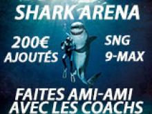 Shark Arena PA Qualif I
