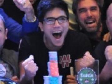 Pierre 'Levietf0u' Calamusa remporte le Winamax Poker Open