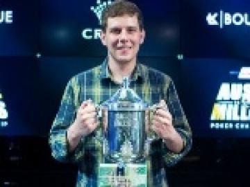 Ari Engel remporte le Main Event des Aussie Millions 2016