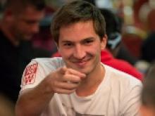 EPT Malte : Guillaume Diaz chipleader à 90 left !