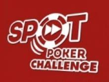 Spot Poker Challenge sur PMU Poker : Gagnez jusqu'à 100€ de bonus