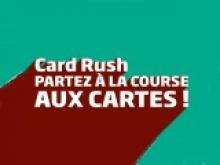 PMU relance sa promotion Card Rush - 3 packages WPTN Cannes à gagner